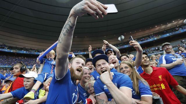 IJsland gelooft in nieuwe stunt tegen Engeland