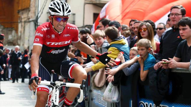Contador verkiest voorbereiding op Tour boven eindzege in Dauphiné