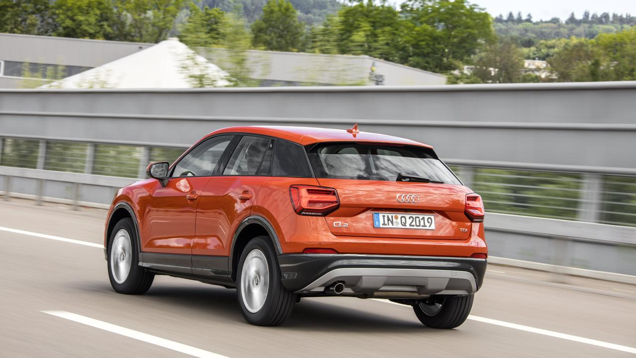 Audi Q2 rij-impressie