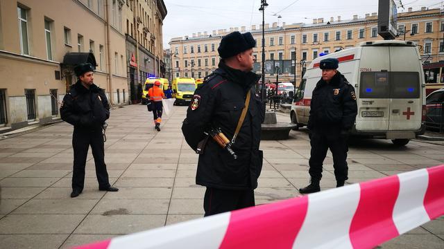 Vermeend brein achter aanslag in metro Sint-Petersburg bekent schuld