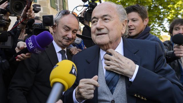 Sepp Blatter verliest beroep tegen zes jaar schorsing bij CAS