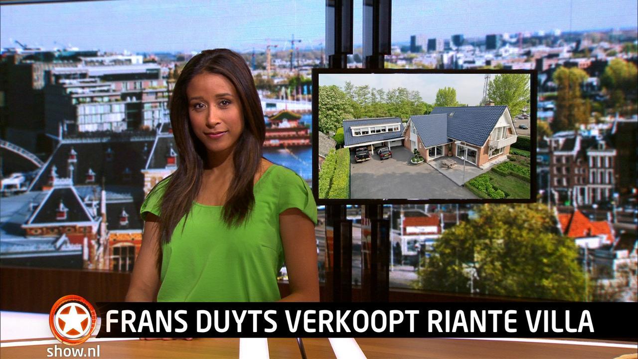 Show update: Frans Duijts verkoopt zijn  villa