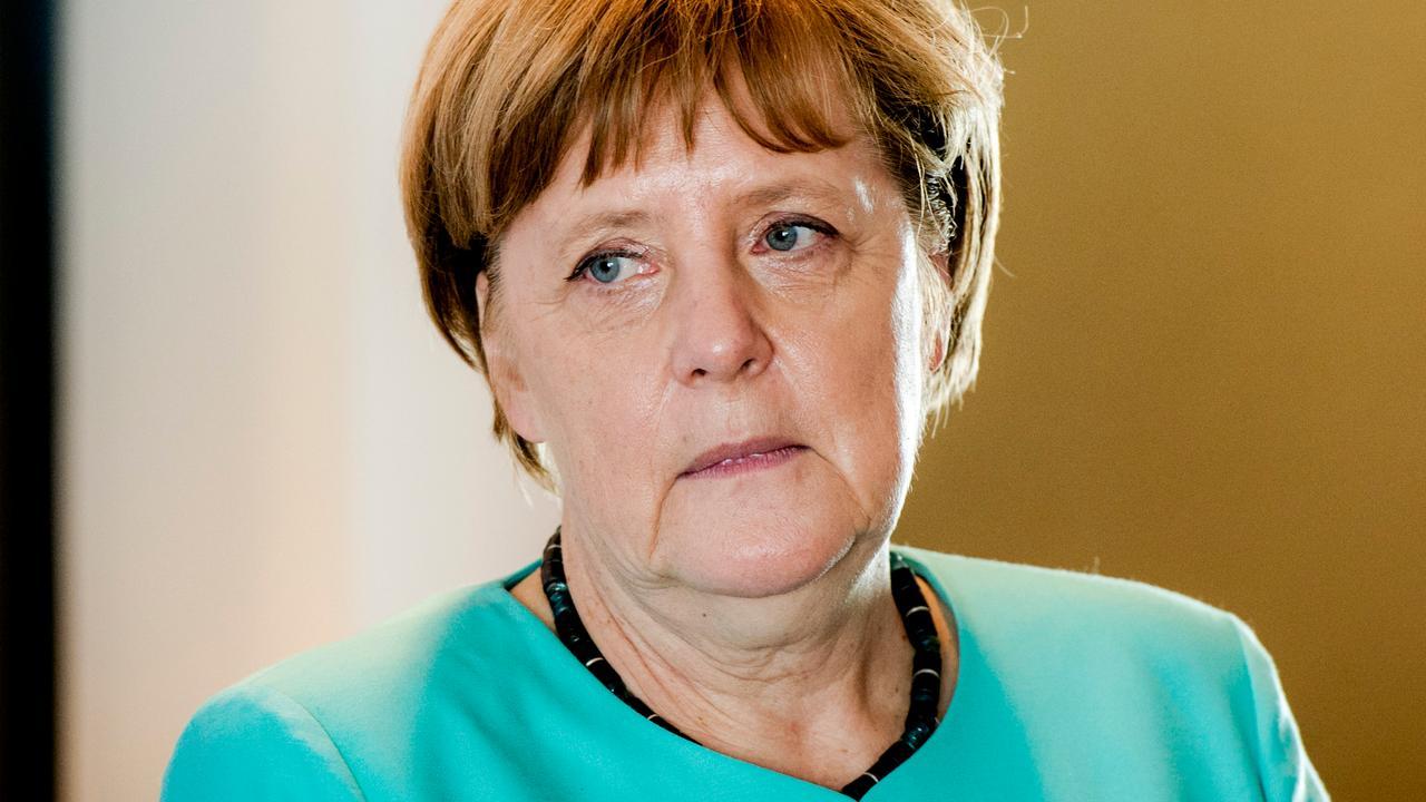 Crisisberaad over de Brexit in Berlijn
