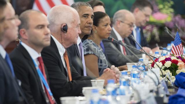 Obama ontmoet Duterte ondanks eerdere beledigingen
