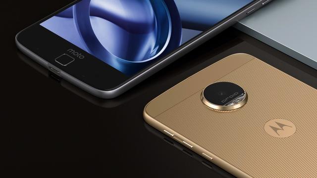 Uitbreidbare smartphones Moto Z en Moto Z Force aangekondigd