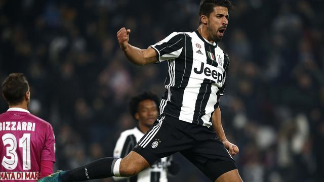 Eenvoudige zege Juventus, Bruma met Wolfsburg thuis onderuit