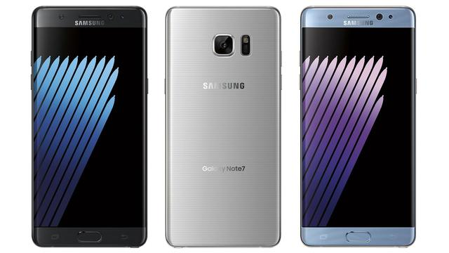 Samsung onthult Galaxy Note 7 begin augustus
