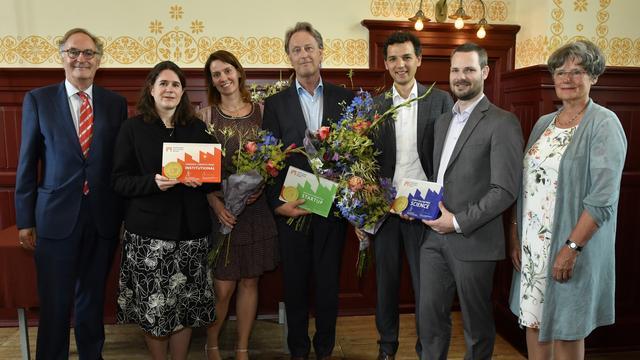 Zorgbedrijf Quantib wint startupprijs in Haarlem