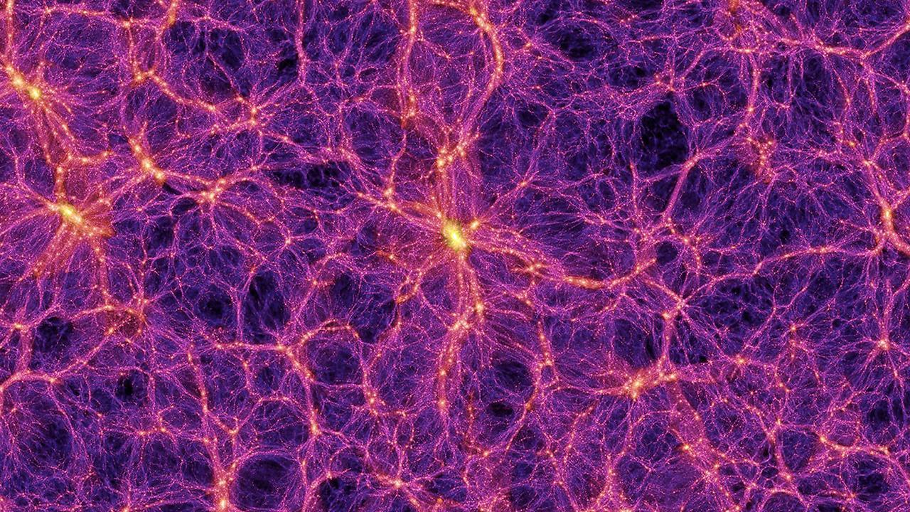 Kijken: 13 miljard jaar evolutie in 30 seconden