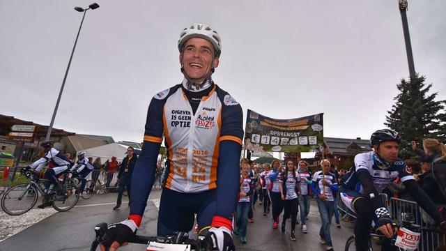 Team Alphen d'Huzes haalt ruim 148.000 euro op