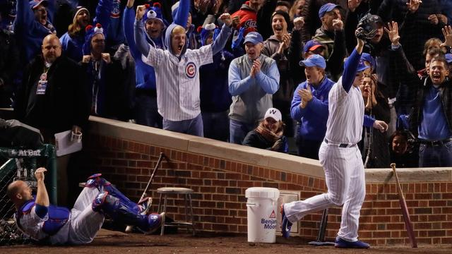Chicago Cubs dwingt zesde duel af in World Series