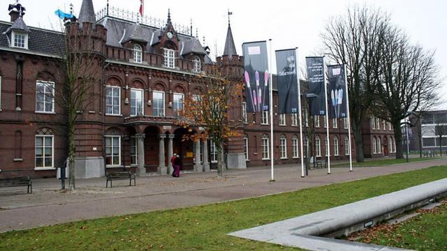 Maczek Museum popt up in de stad