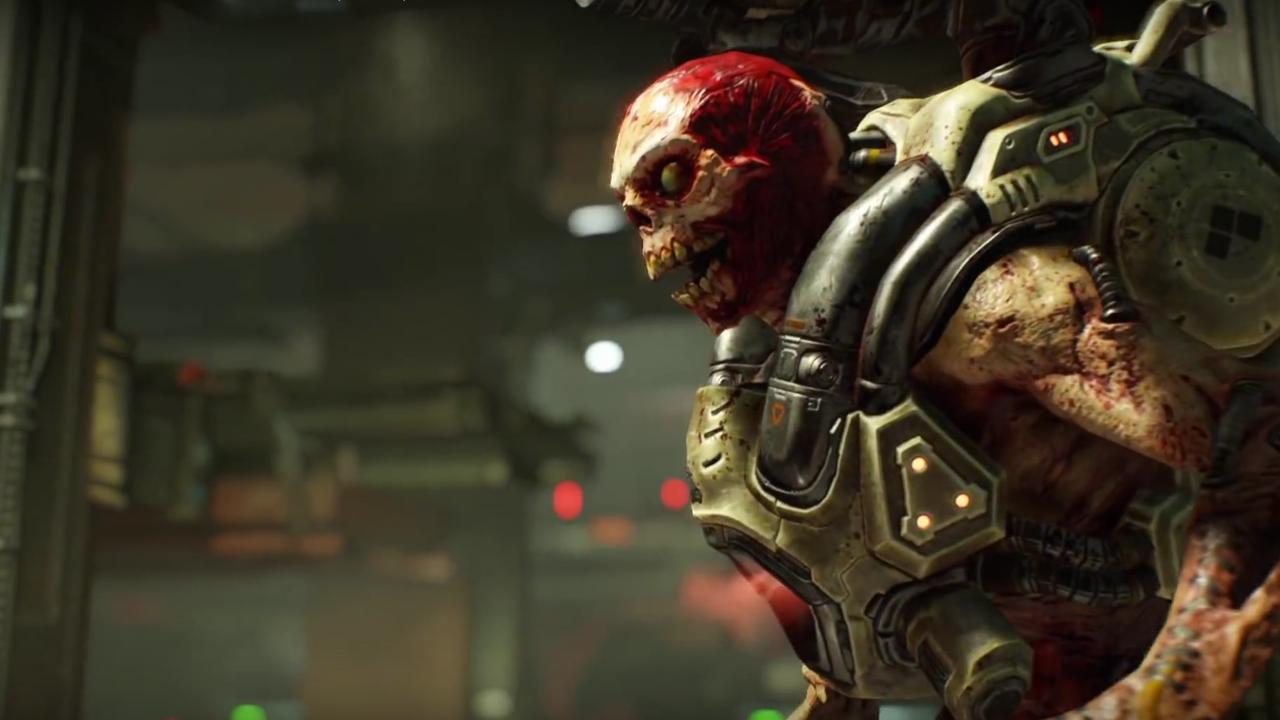 Gametrailer: Doom keert terug op 13 mei