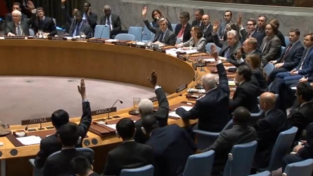VN-Veiligheidsraad neemt resolutie aan tegen Israëlische nederzettingen
