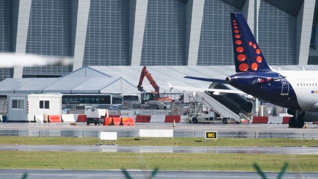 Akkoord gesloten over beveiliging luchthaven Zaventem