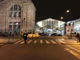 Zoekactie Franse politie gericht op TGV