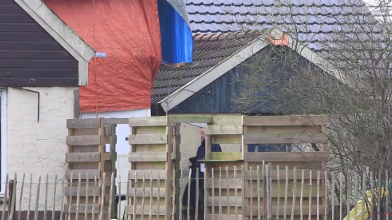 Dode man en vrouw in huis in Friesland