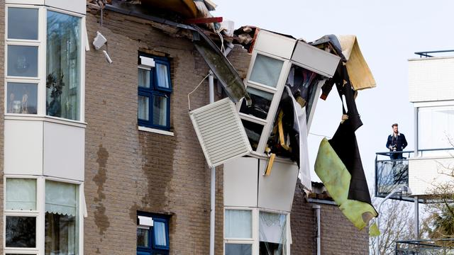Bewoners flat Veendam binnen week gehuisvest