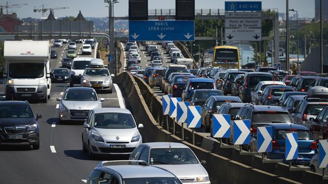 Europese snelwegen stromen vol op derde Zwarte Zaterdag
