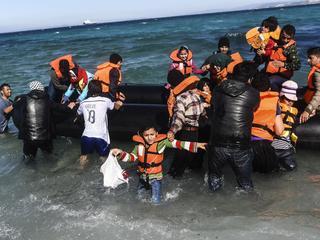 Turkije zou te weinig toen aan beperking van aantal migranten dat naar Griekenland komt