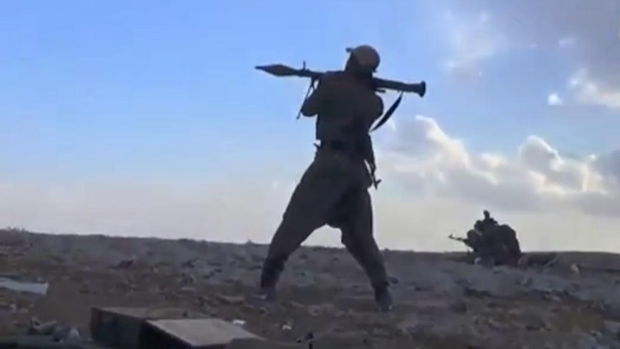 Koerdische stad onder vuur door IS