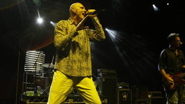 Australische rockband Midnight Oil komt naar Paradiso