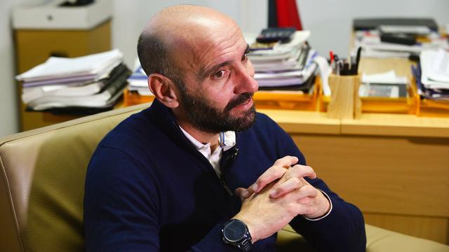 Sevilla ziet technisch directeur Monchi vertrekken