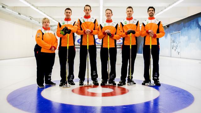 Curlingmannen ook ten onder in vierde en vijfde duel op WK