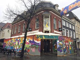 Bredase café bereiden zich voor