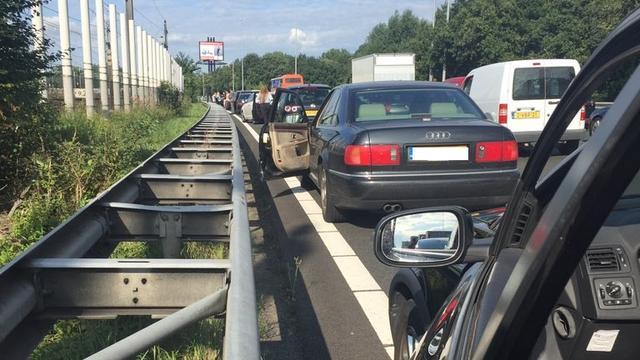 Meer vervuilende auto's op Nederlandse wegen