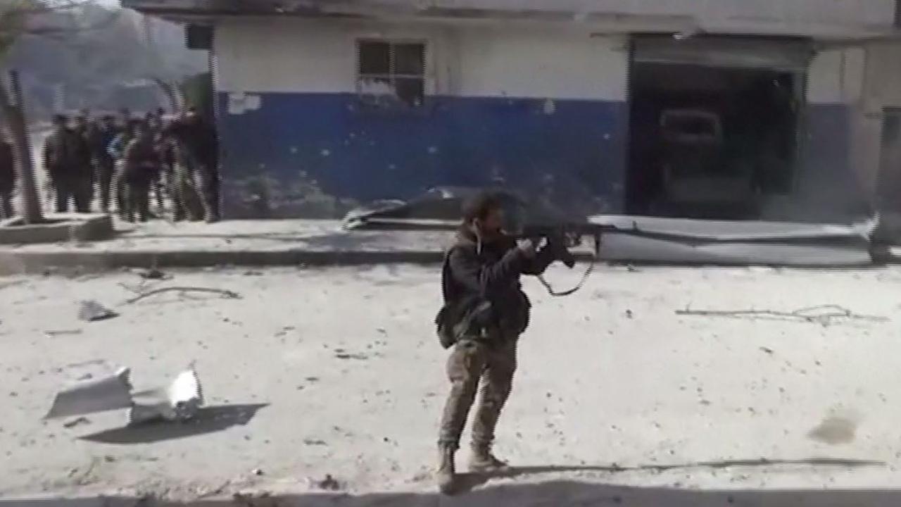 Hevige gevechten in Aleppo