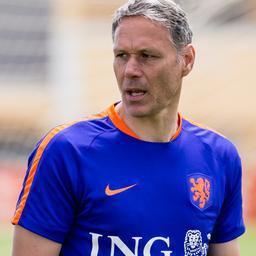 Ook Van Basten vertrekt als assistent-bondscoach bij Oranje