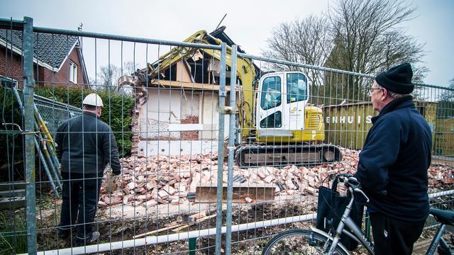 NAM stapt uit schadeafhandeling gaswinning Groningen