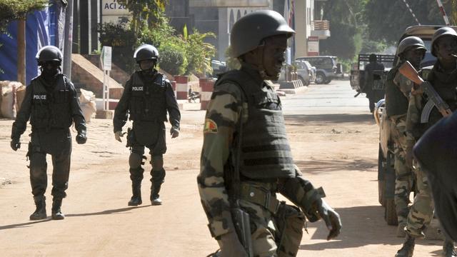 Ontvoerde medewerkers Rode Kruis in Mali vrijgelaten