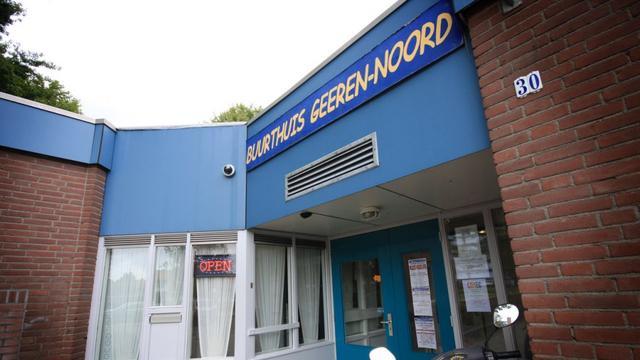 Stopzetten subsidie buurthuis Geeren-Noord opgeschort