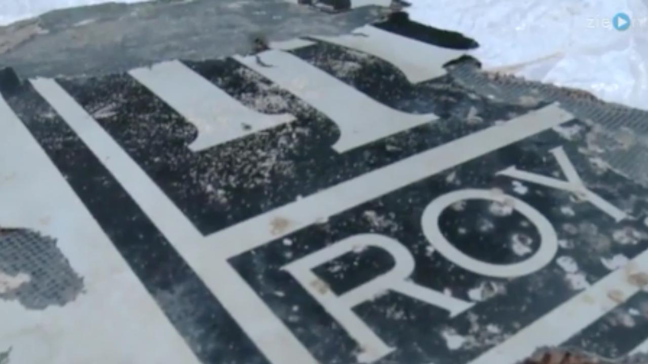 Eerdere locaties gevonden wrakstukken MH370