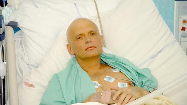 Britse rechter vermoedt toestemming Poetin voor moord op Litvinenko