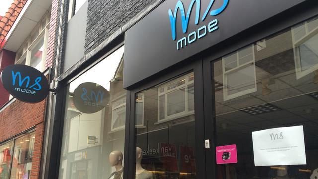 Alphense vestiging MS Mode houdt deuren gesloten