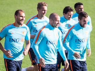 'Het gaat de goede kant op met het Nederlands elftal'