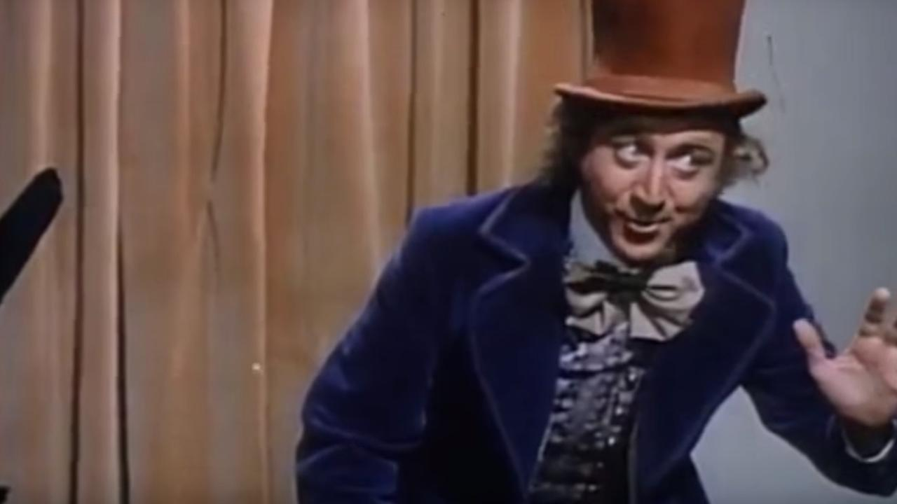 Trailer Willy Wonka & The Chocolate Factory