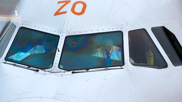 Pilotenstaking levert geen toenadering op tussen EasyJet en vliegersvakbond