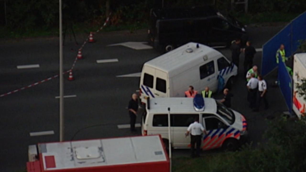 'Door politie gedode man Schiedam gaf eigen signalement door'