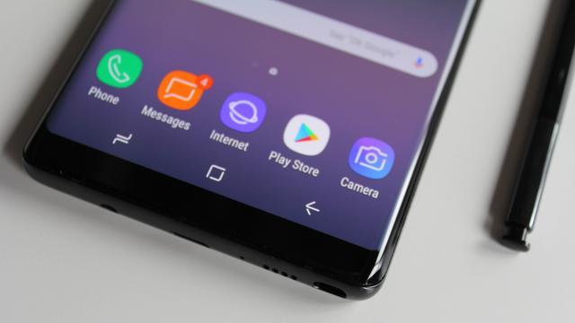 Dit is nieuw in de Galaxy Note 8