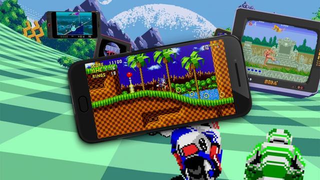 Sega brengt klassieke games gratis uit voor smartphones