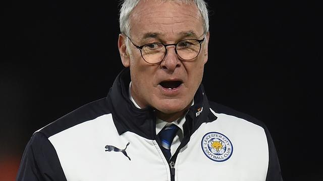 Ranieri voorspelt dat Leicester-spelers geen last krijgen van zenuwen