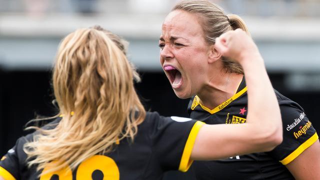 Paumen sluit bij Den Bosch af met winst in EuroHockey Club Cup