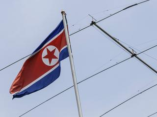Man werd eind april gearresteerd in Pyongyang