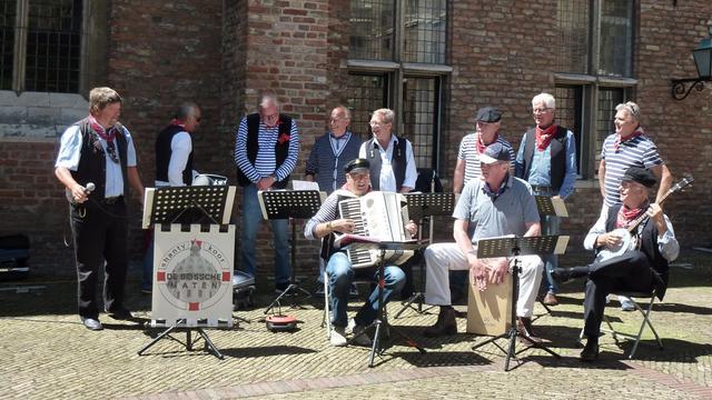 Middelburg maakt zich op voor 165 koren
