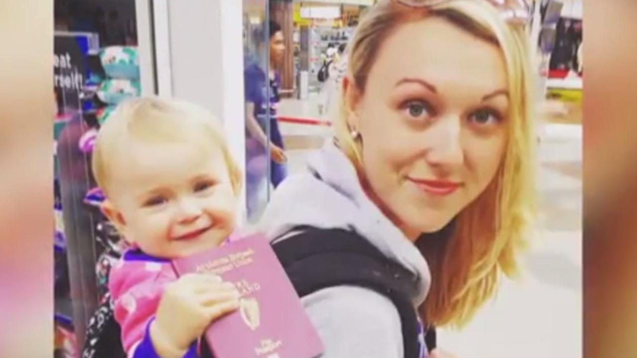 Iers stel maakt wereldreis met baby