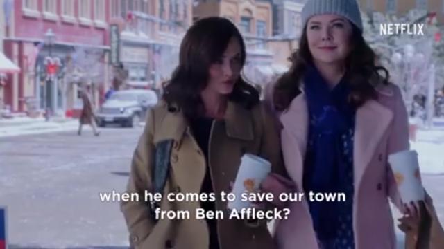 Bekijk hier de trailer van nieuwe afleveringen Gilmore Girls